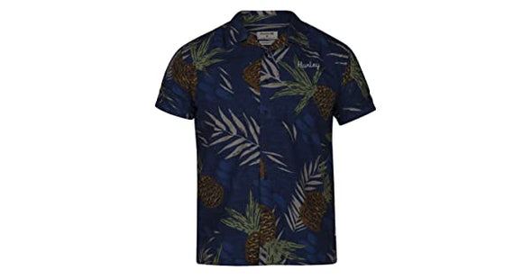 Hurley Mens Seaward Shirt AJ1851 - The Smooth Shop
