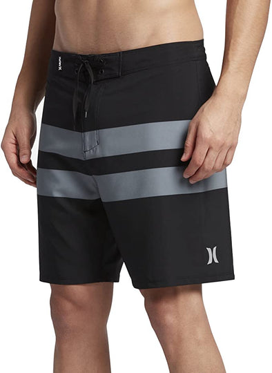 "Hurley Mens Phantom Blackball 18"" Boardshorts MBS0007430 - The Smooth Shop"