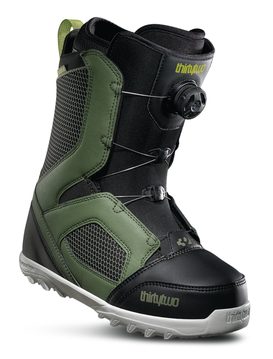 Thirty Two Mens STW Boa Snowboarding Boot 8105000293 - The Smooth Shop