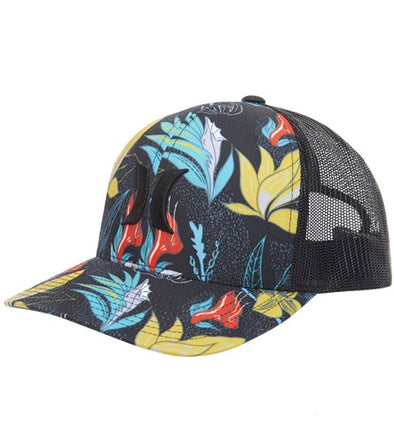 Hurley Womens Domino Trucker Hat - The Smooth Shop