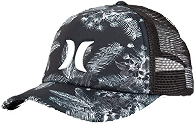 Hurley Womens Colin Trucker Hat GHA0000630 - The Smooth Shop