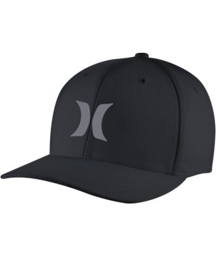 Hurley Mens Dri Fit One & Only Flexfit Cap 892025 - The Smooth Shop