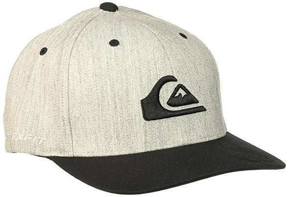 Quiksilver Mens Mountain & Wave Flexfit Hat AQYHA03630 - The Smooth Shop
