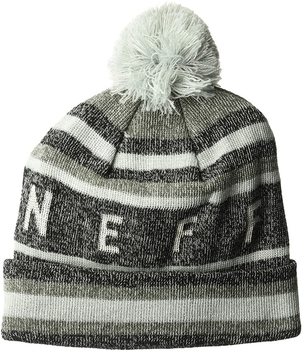 Neff Mens Nightly Tailgate Beanie - The Smooth Shop