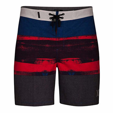 "Hurley Mens Phantom Roll Out 18"" Boardshorts 927349 - The Smooth Shop"