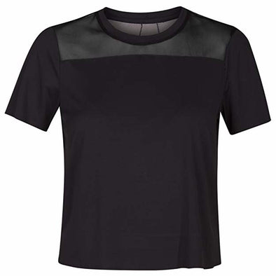 Hurley Womens Quick Dry Mesh Palmer T-Shirt 941325 - The Smooth Shop