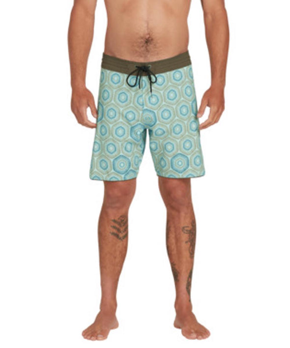Volcom Mens Sun Medallion Stoneys Trunks - The Smooth Shop