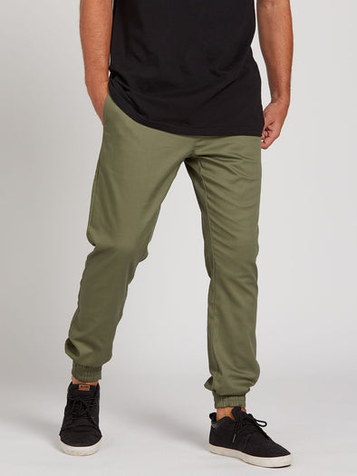 Volcom Mens Frickin Slim Joggers - The Smooth Shop