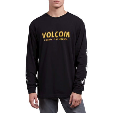 Volcom Mens The Stranger Long Sleeve T-Shirt A3631802 - The Smooth Shop