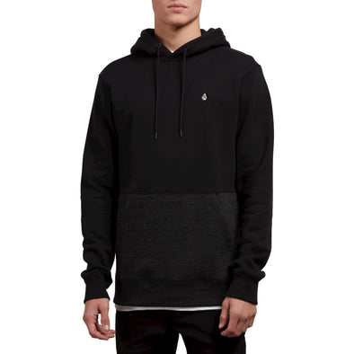 Volcom Mens Single Stone Division Pullover Hoodie A4131807 - The Smooth Shop