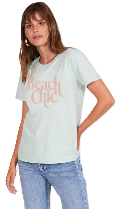 Amuse Society Beach Chic Tee - The Smooth Shop