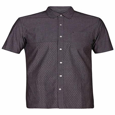 Hurley Mens Noble Short Sleeve Shirt AA4964 - The Smooth Shop
