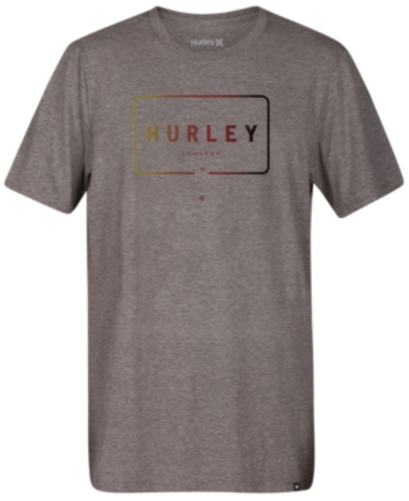 Hurley Mens Mixed Up T-Shirt AA5312 - The Smooth Shop