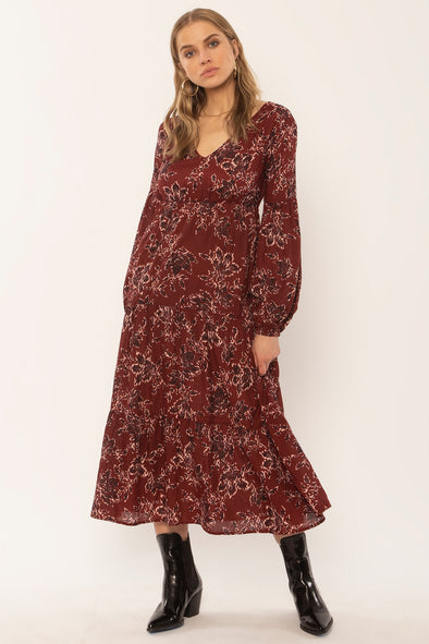 Amuse Society Womens Como Dress - The Smooth Shop