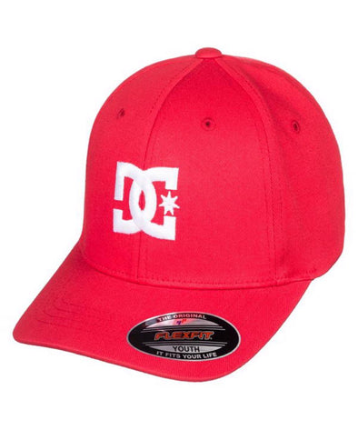 DC  Shoes Mens Hat Star Flexfit Hat - The Smooth Shop