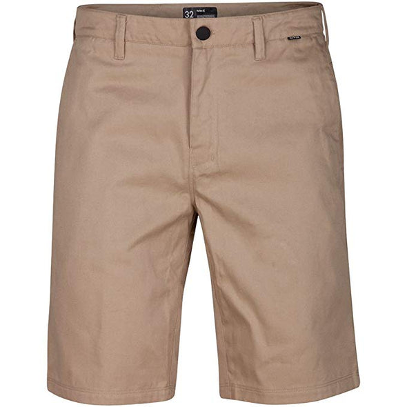 "Hurley Mens Icon Chino 21"" Shorts AH5267 - The Smooth Shop"