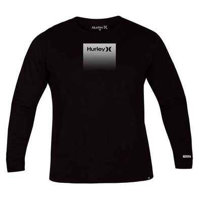 Hurley Mens Core Ascention Long Sleeve T-Shirt AJ1718 - The Smooth Shop