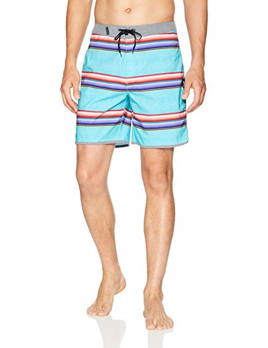 "Hurley Mens Phantom Serape 18/"" Boardshorts"