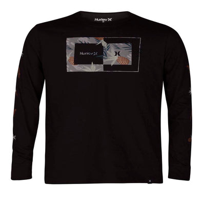 Hurley Boys Sweet days Long Sleeve T-Shirt AO2233 - The Smooth Shop