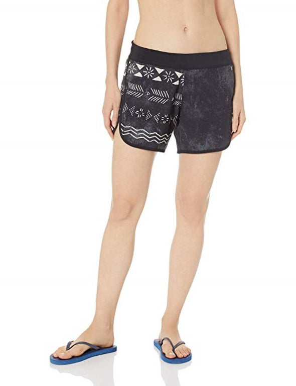 "Hurley Womens Phantom Native 5"" Beachrider  Boardshorts A4020 - The Smooth Shop"