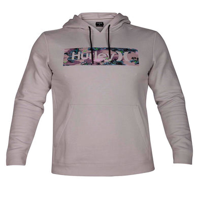 Hurley Mens Surf Check Flamingo Pullover Hoodie AQ2175 - The Smooth Shop