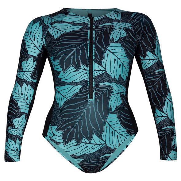 Hurley Womens Sig Zane Long Sleeve Surf Suit AQ8576 - The Smooth Shop