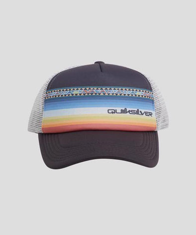 Quiksilver Boys Sun Faded Trucker Hat - The Smooth Shop