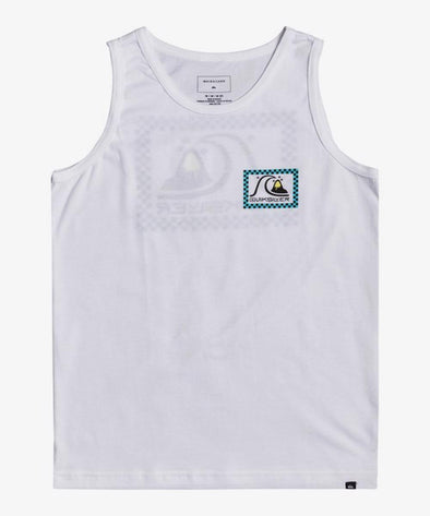 Quiksilver Boys Bobble Tank Top - The Smooth Shop