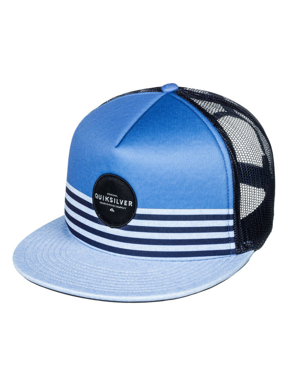Quiksilver Mens Vixten Trucker Hat AQYHA03992 - The Smooth Shop
