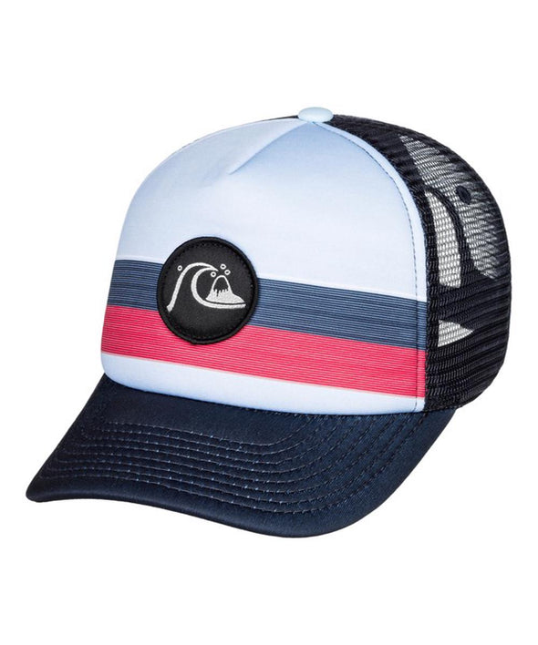 Quiksilver Mens Seasonal Ripe Trucker Cap - The Smooth Shop