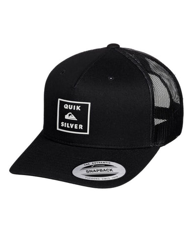 Quiksilver Mens Locked In Trucker Hat - The Smooth Shop