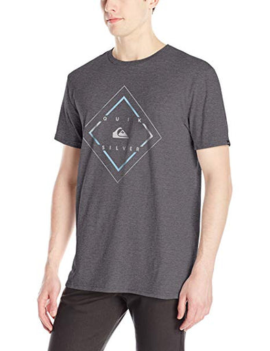 Quiksilver Mens D Day Short Sleeve T-Shirt AQYZT03993 - The Smooth Shop