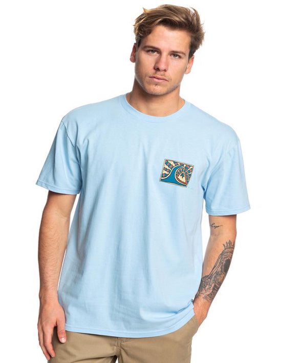 Quiksilver Mens Drive Blind T-Shirt - The Smooth Shop