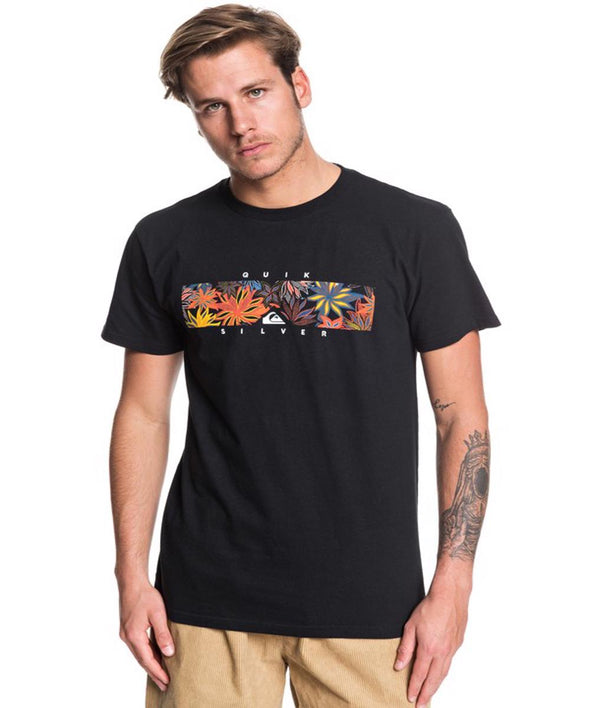 Quiksilver Mens Box Heat T-Shirt - The Smooth Shop