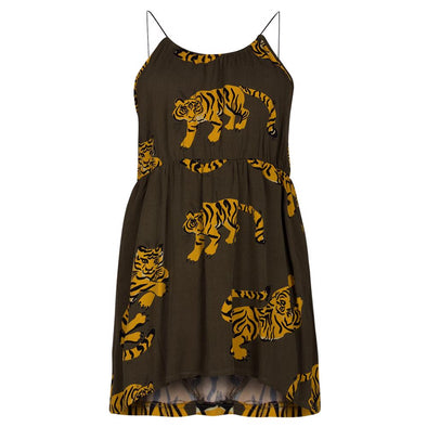 Hurley Womens Tiger Beach Dress AR4254 - The Smooth Shop