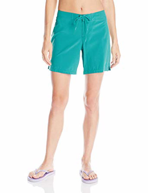"Roxy Womens To Dye For 7"" Boardshorts ARJBS03058 - The Smooth Shop"