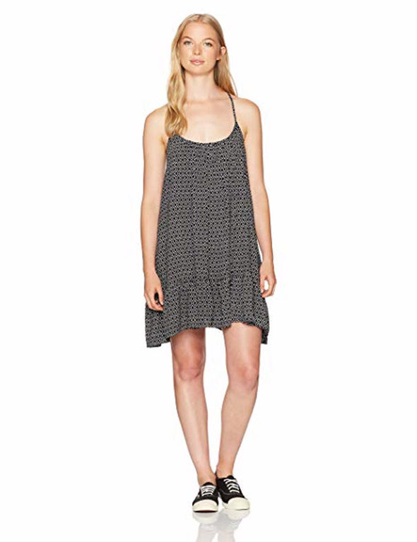 Volcom Womens Simple Things Dress B1331703 - The Smooth Shop