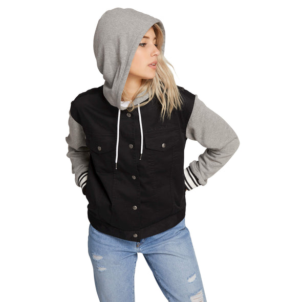 Volcom Womens Sea Enemy Jacket - The Smooth Shop