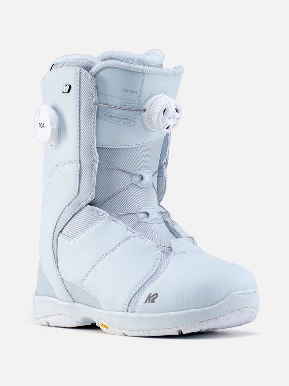 K2 Womens Contour Snowboarding Boot - The Smooth Shop