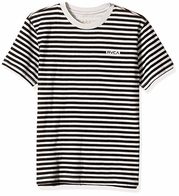 RVCA Boys House Stripe T-Shirt - The Smooth Shop