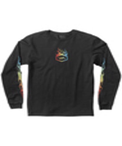 RVCA Boys Forged Long Sleeve T-Shirt - The Smooth Shop