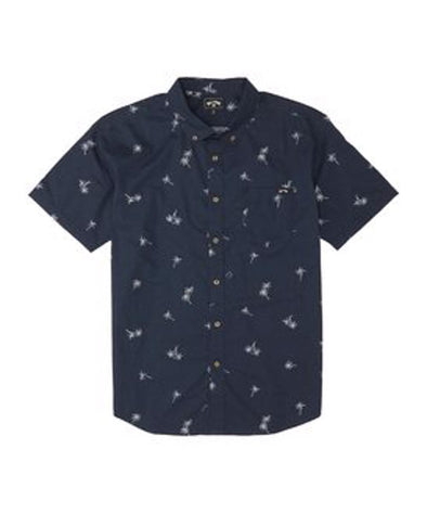 Billabong Boys Sundays Mini Short Sleeve Shirt - The Smooth Shop