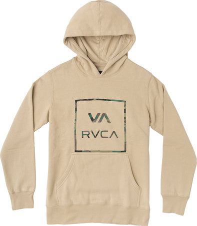RVCA Boys Fill All The Way Hoodie - The Smooth Shop