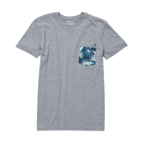 Billabong Boys Team Pocket T-Shirt B431NBTP - The Smooth Shop