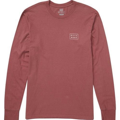 Billabong Mens Die Cut Long Sleeve T-Shirt MT43MDIE - The Smooth Shop