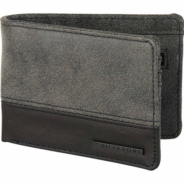 Billabong Mens Dimension Wallet MAWTNBDI - The Smooth Shop