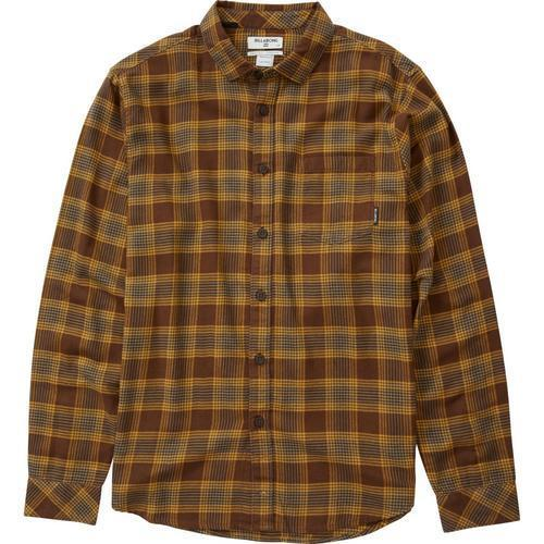 Billabong Mens Freemont Flannel Shirt M506LFRE - The Smooth Shop