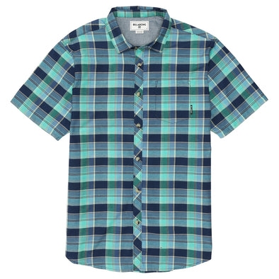 Billabong Mens Midway Short Sleeve Shirt M502BMID - The Smooth Shop