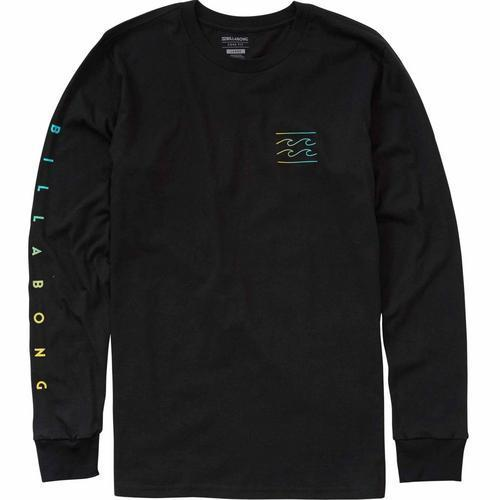Billabong Mens Unity Long Sleeve T-Shirt M405LUNI - The Smooth Shop