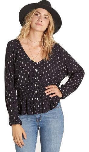 Billabong Womens Play Day Top J514LPLA - The Smooth Shop